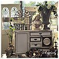 Décoration shabby chic