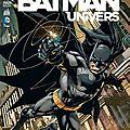 Urban dc : batman univers