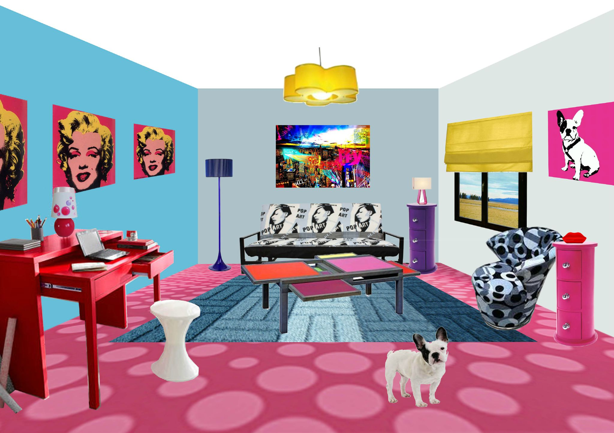 deco pop art deco pop up cocktail smoking and coffee bar with deco pop free watercolor. Black Bedroom Furniture Sets. Home Design Ideas