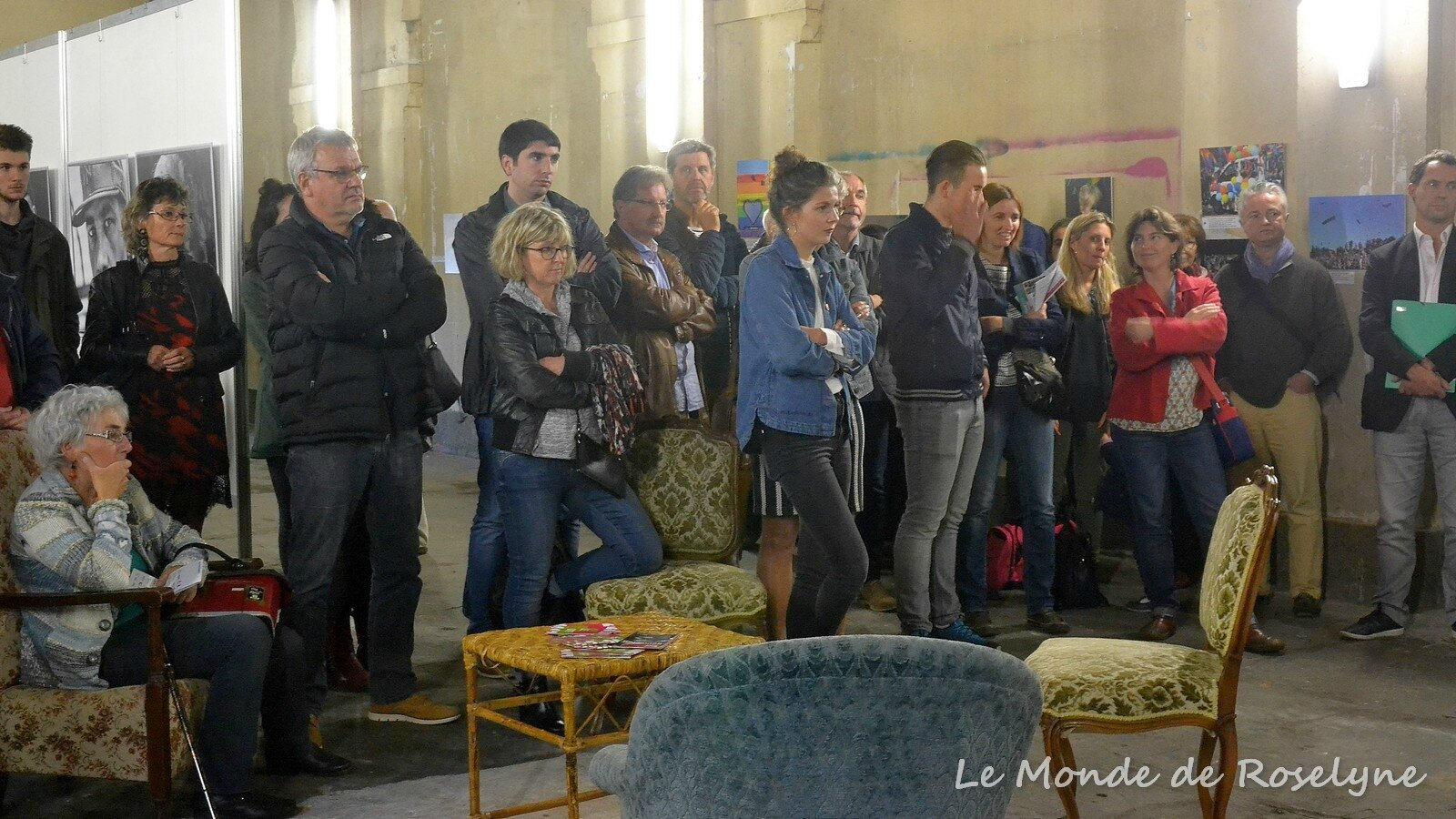 "Vernissage de Festival Photoreporter ""Le Off"" 2017"