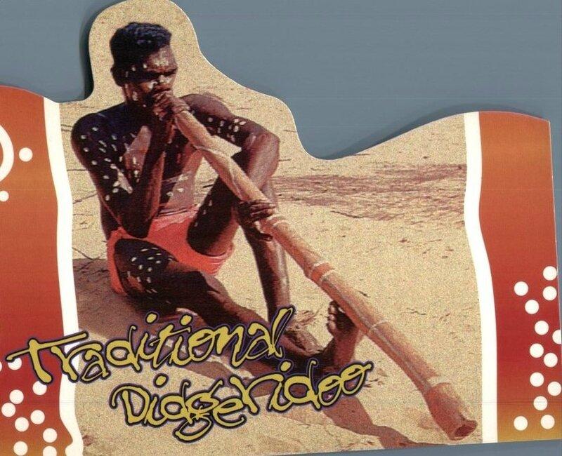 CPM Didgeridoo Australie