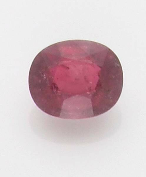 Rose Sapphire, East Africa