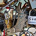Cadenas (poisson) Pont des Arts_4891