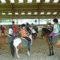 2003 juillet Camp bleu à Gisors