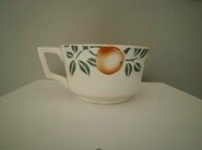 tasse orange gien
