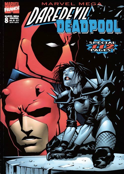 marvel mega 08 daredevil deadpool