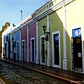 Rue Pavée Campeche