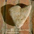 galet coeur