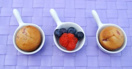 mini muffins fruits rouges (3)