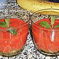 rhubarbe fraise