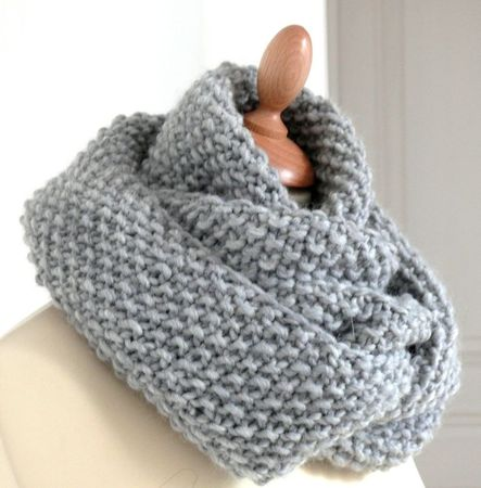 modele snood point de ble