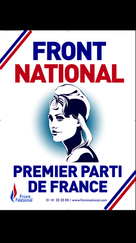 Affiche nouvelle version 1er parti de France