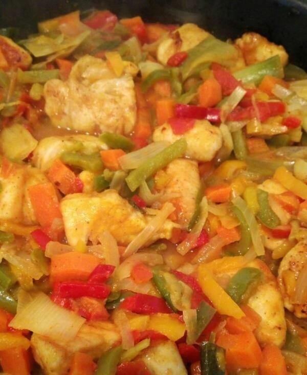 Eminc de poulet ultra moelleux la cuisine sassenay - Cuisiner des blancs de poulet moelleux ...
