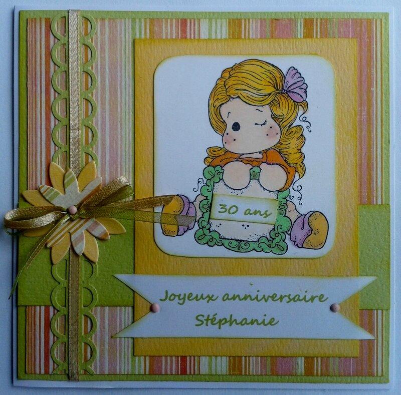 Carte Stéphanie