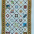 Quilts des Pays de l'Adour-Quilt en Sud 2015-52