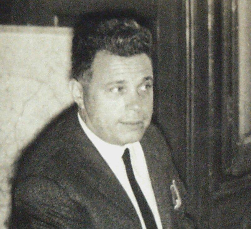 Henri Gidrol portrait
