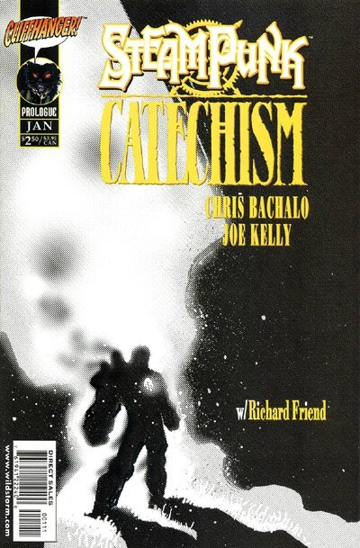 wildstorm steampunk catechism