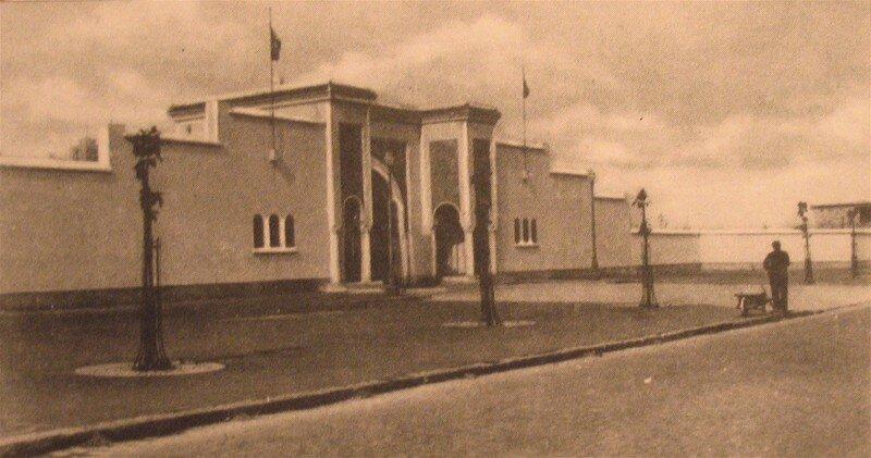 hôpital franco-musulman