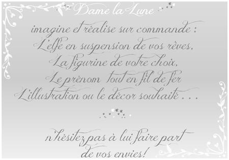 commande_sur mesure_Dame_la_lune_figurine_illustration_fildefer_decor_gris2012