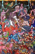 MATTEI Don Quichotte Troisième sortie 2014 155,5 x 105