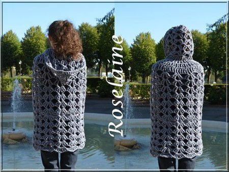 Roselaine677 Poncho Drops