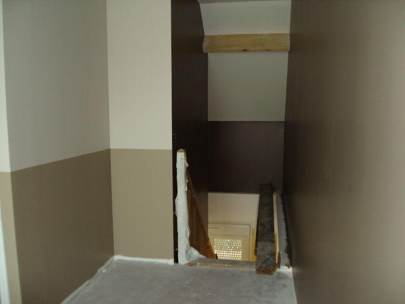 Peinture 4 le petit atelier de r ve for Idee couleur peinture couloir