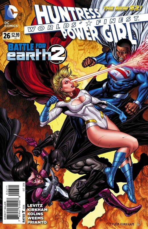 new 52 worlds finest 26