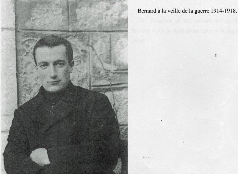 Père de Gevigney en 1914