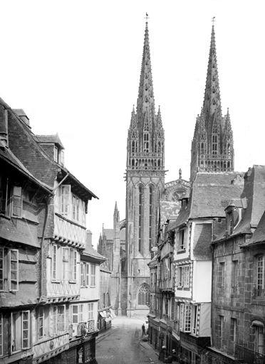 Quimper, Cathédrale Saint Korentin