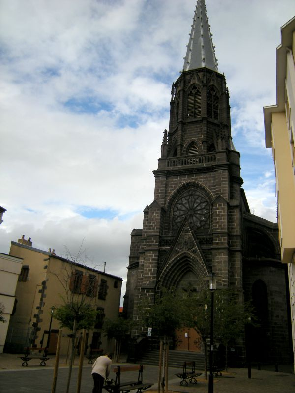 Clermont Eglise St Eutrope