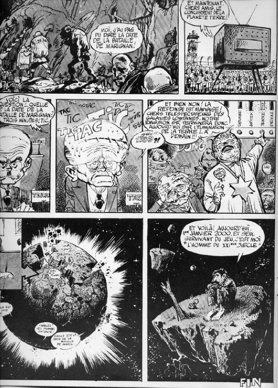 Homme 21 PAGE 2 INCOMPLET Moebius