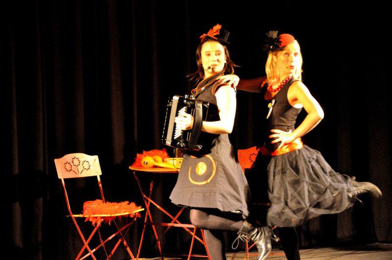 guinguettes show