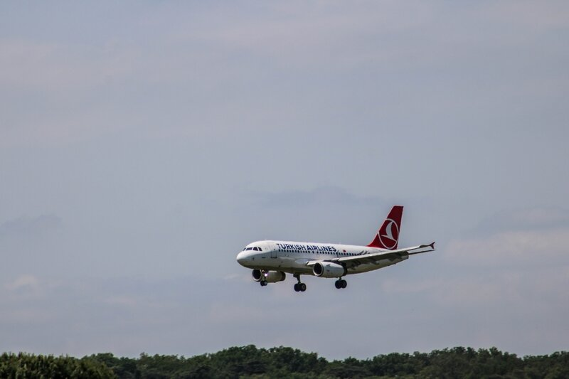 Airbus A319 de Turkish Airlines