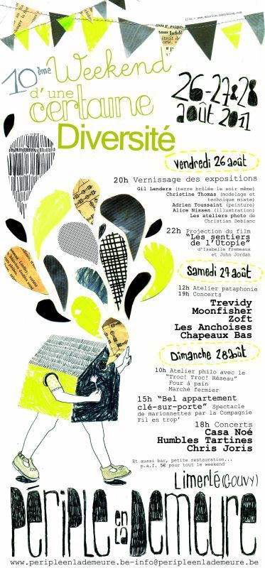 WK d'une Certaine Diversité 2011