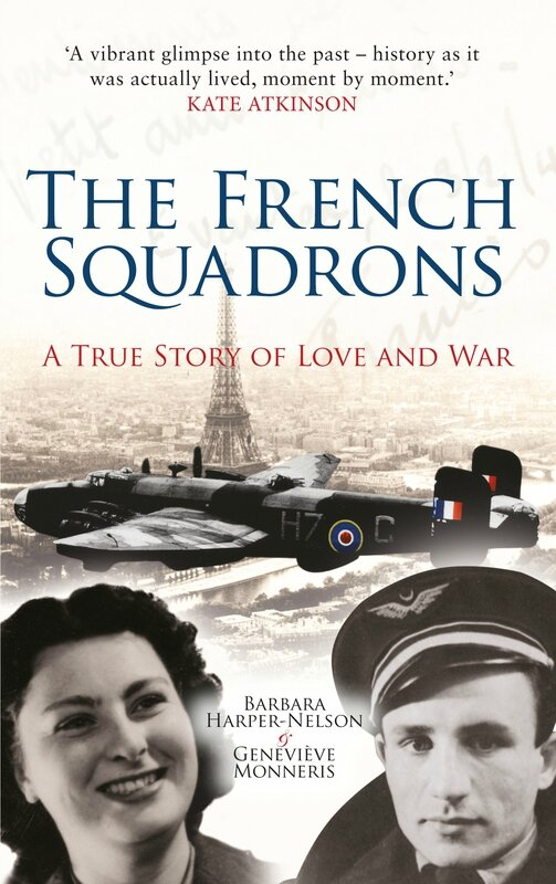 The French Squadrons cover