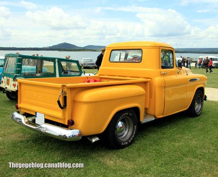 Chevrolet 3100 stepside pick-up de 1957 (Retro Meus Auto Madine 2012) 02