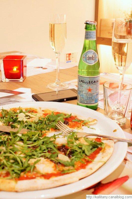 Blog culinaire Kallitany - Soirée Ladies Vapiano (1)
