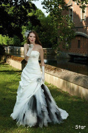 tati mariage robe saloise - Tatie Mariage Magasin