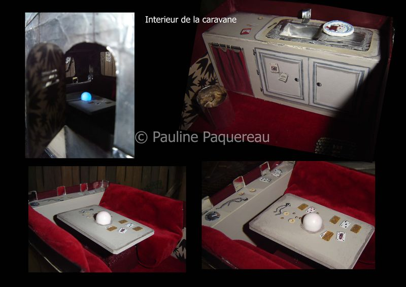 interieur caravane photo de d cors sc niques l 39 univers de pauline. Black Bedroom Furniture Sets. Home Design Ideas