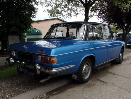 SIMCA 1501 Special 1967 1976 Bourse de pieces de Padoux 2010 2