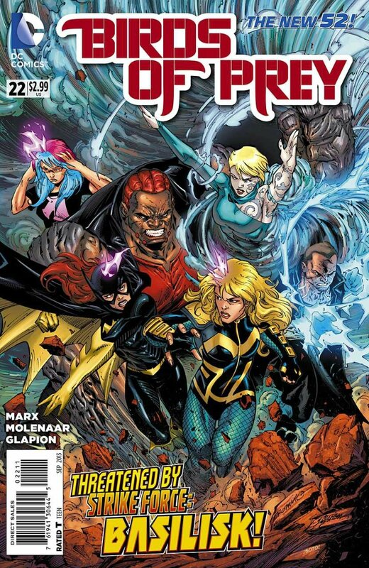 new 52 birds of prey 22