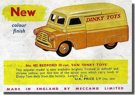Dinky Toys Bedford 04