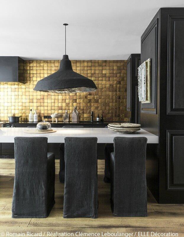 cuisine-or-et-noire