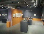 Expo Pixar, 25 Ans d'Animation - La salle consacrée à Monstres & Cie