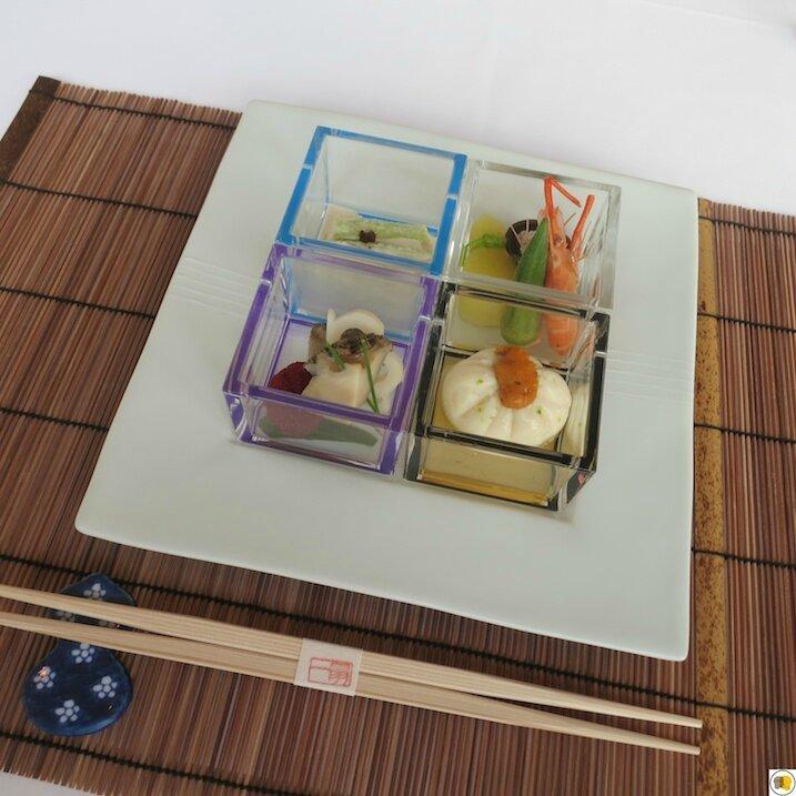 Museum Restaurant Issen, Benesse House - Naoshima : Un dîner avec Andy Warhol...