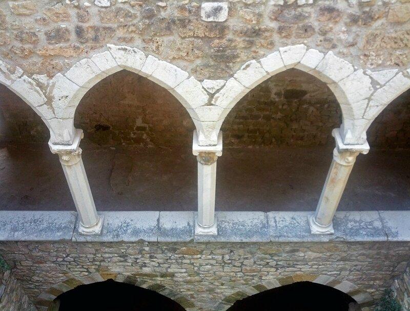 Abbaye Saint- Honorat Lérins 59
