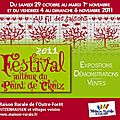 Le festival inratable....