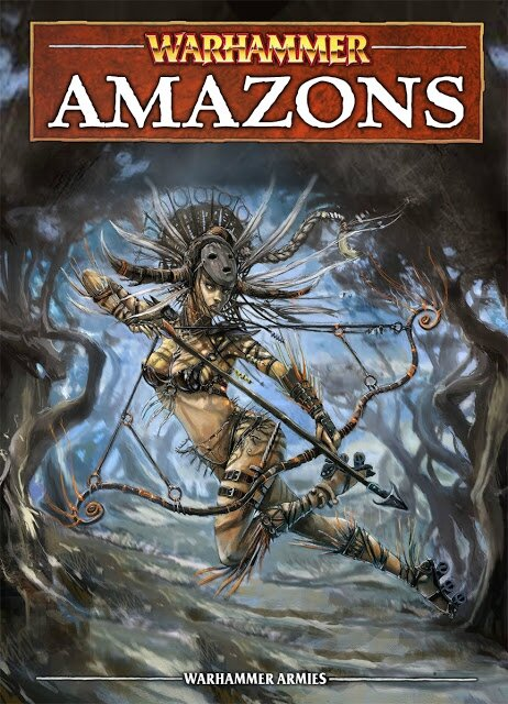 Amazons cover copy