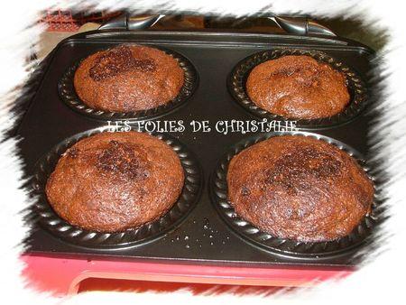 Cakes au chocolat 6
