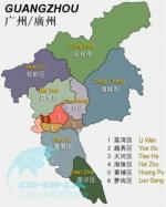 guangzhou-district-map